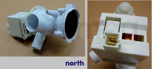 Pompa odpływowa kompletna (792970179) do pralki EBS018AC,1