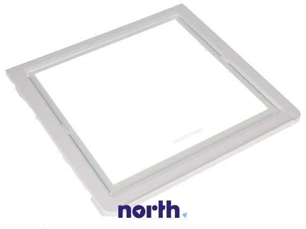 Półka szklana zamrażarki do lodówki Siemens 00446034,0