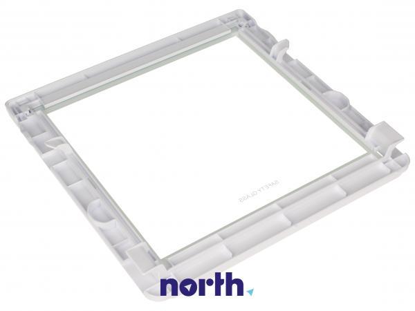 Półka szklana zamrażarki do lodówki Siemens 00446034,1