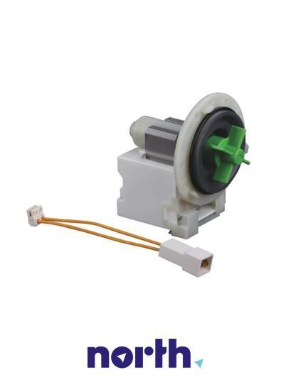 Silnik pompy odpływowej do pralki 00144309,1