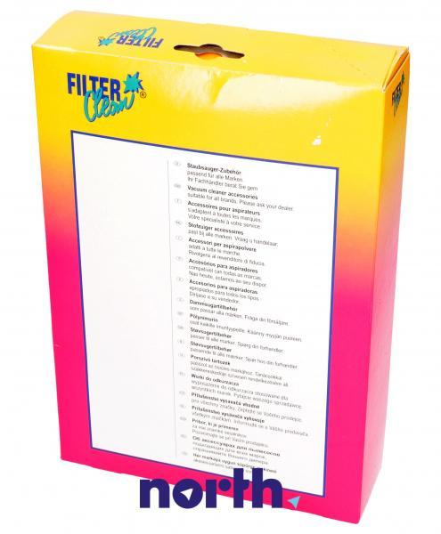 Worek do odkurzacza Y1M 4szt. (+filtr) FL0036K,1