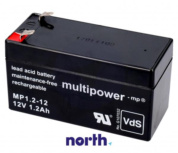 MP1,212 Akumulator UPS 12V 1200mAh Multipower (1szt.),0
