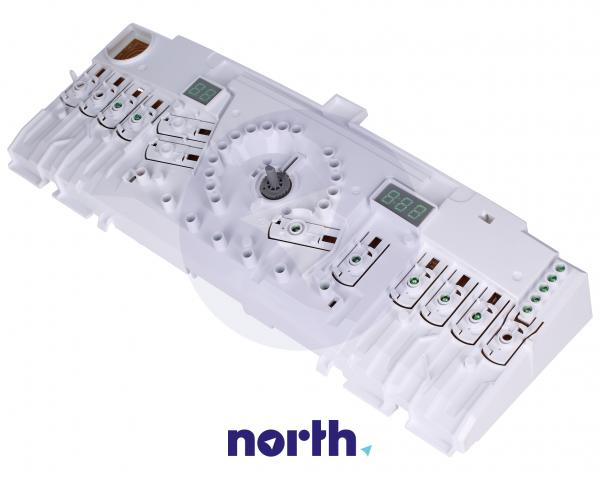 Moduł elektroniczny skonfigurowany do pralki 481221458341,0