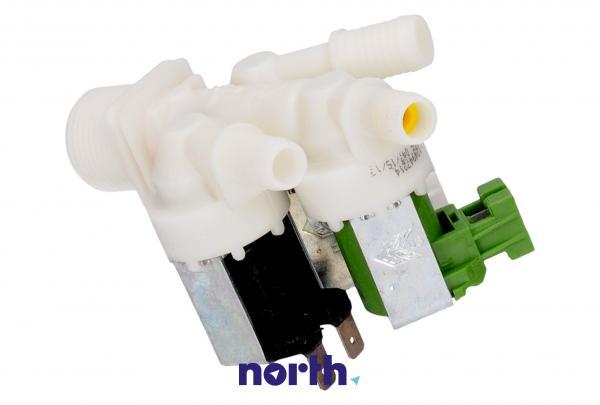 Elektrozawór potrójny do pralki Electrolux 1249472141,1