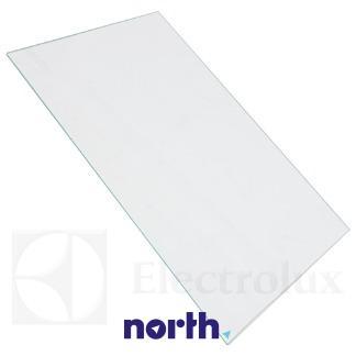 Szyba   Półka szklana chłodziarki (bez ramek) do lodówki 2085606149,1