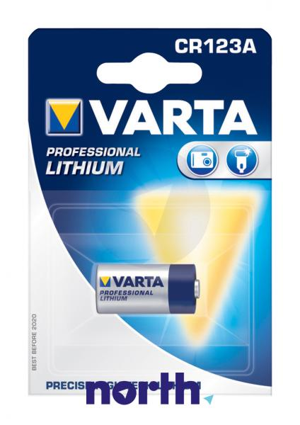 CR123A   DL123   123 Bateria CR123A litowa 3V 1600mAh Varta (1szt.),0