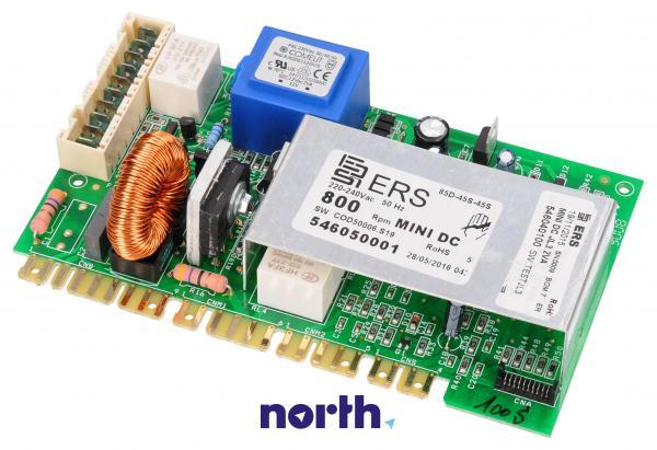 Moduł elektroniczny skonfigurowany do pralki Ardo 546050000,0
