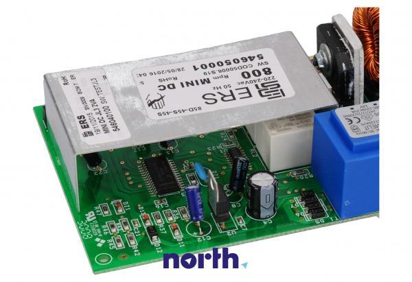 Moduł elektroniczny skonfigurowany do pralki Ardo 546050000,3
