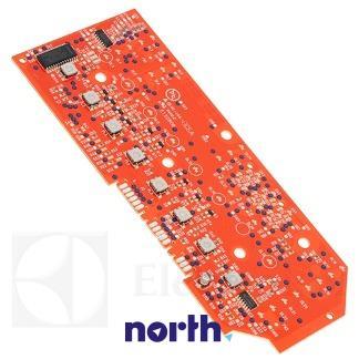 Moduł obsługi panelu sterowania do pralki Electrolux 1464917028,1