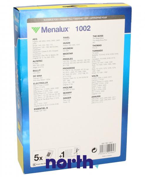Worek 1002 (5szt.) do odkurzacza Electrolux 9001961367,1