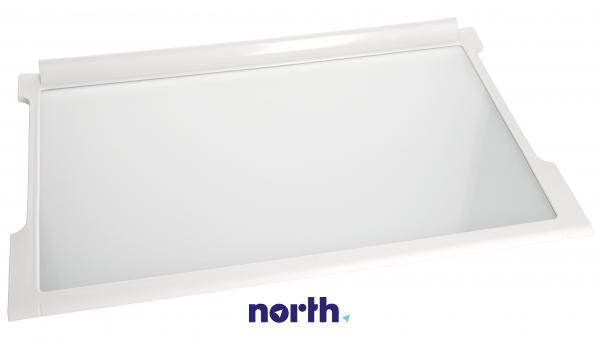 Szyba | Półka szklana kompletna do lodówki Whirlpool 481245088283,0