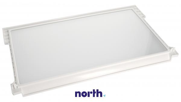Szyba | Półka szklana kompletna do lodówki Whirlpool 481245088283,1
