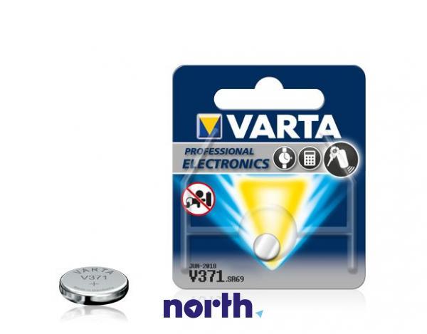 V371   SR69   371 Bateria 1.55V 32mAh Varta (10szt.),0