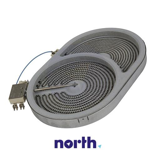 płytka grzejna | Pole grzejne rozszerzone do płyty grzewczej Electrolux 8996613335554,0