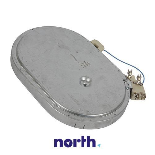 płytka grzejna | Pole grzejne rozszerzone do płyty grzewczej Electrolux 8996613335554,1