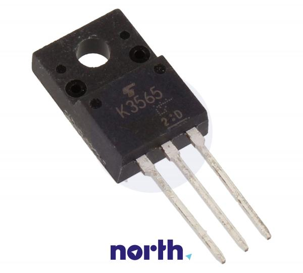 2SK3565 Tranzystor TO-220 (n-channel) 900V 5A 30MHz,0