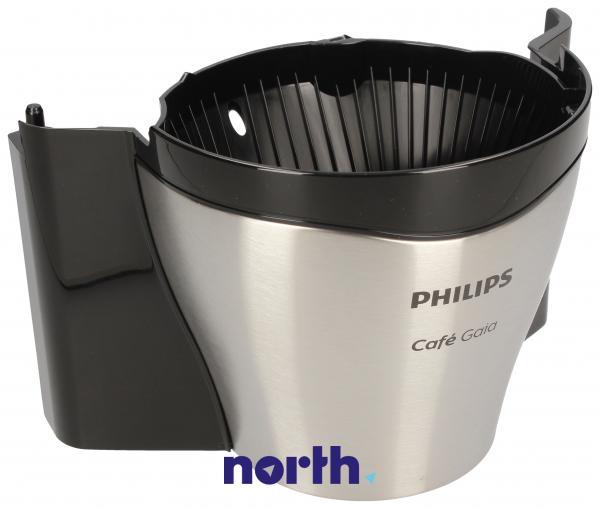 Koszyk | Uchwyt stożkowy filtra do ekspresu do kawy Philips 996500032694,0