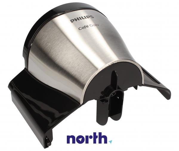 Koszyk | Uchwyt stożkowy filtra do ekspresu do kawy Philips 996500032694,2