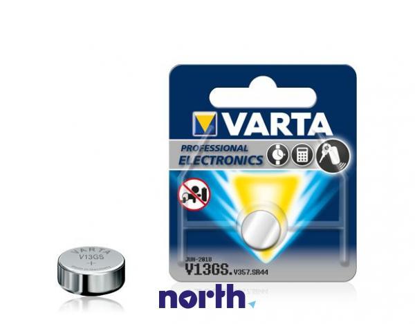 V13GS | SR44 | V357 Bateria 1.55V 165mAh Varta (10szt.),0