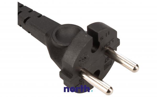 Przewód | Kabel zasilający wtyk europejski do odkurzacza Philips 432200607390,2