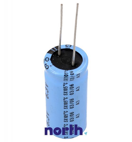 10000uF | 6.3V Kondensator elektrolityczny 105°C 36mm/16mm,1