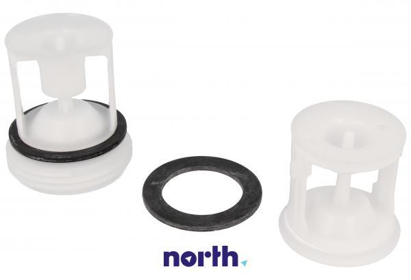 zestaw filtrów do pralki Indesit