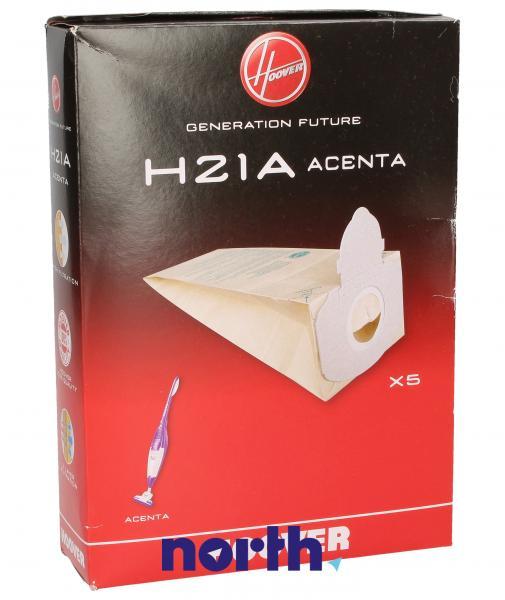Worek do odkurzacza H21A Hoover 5szt. 09173873,0