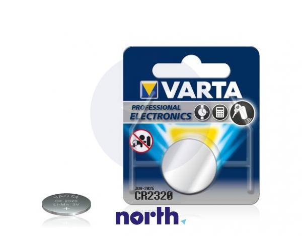 CR2320 | Bateria 3V 135mAh Varta (10szt.),0