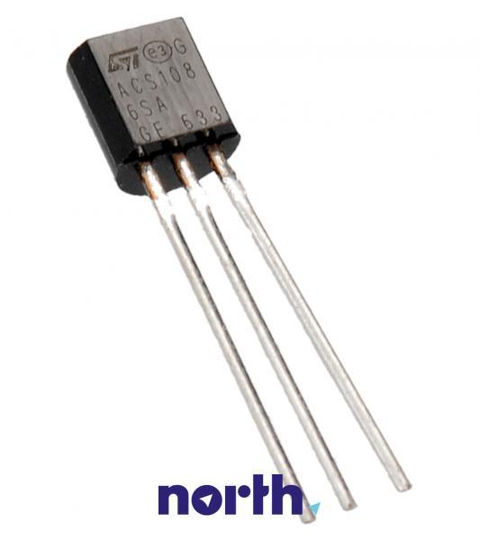 ACS108-5SA  500V 0,8A Triak ,0