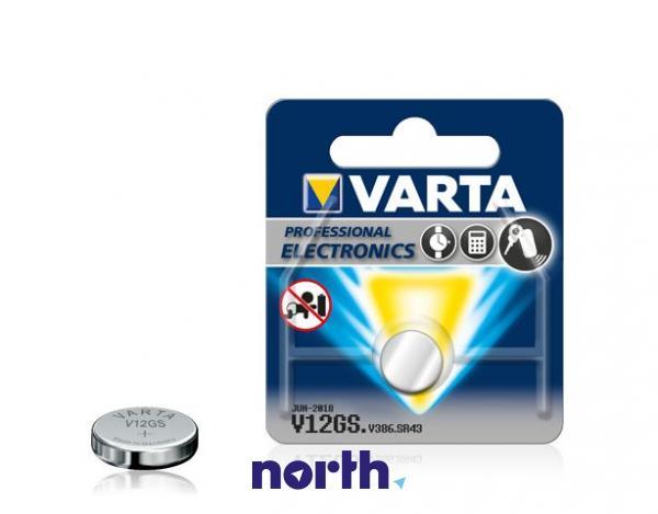 V386   SR43   386 Bateria 1.55V 105Ah Varta (10szt.),0