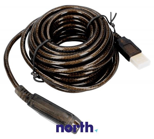 Kabel USB A 4.8m (wtyk/ gniazdo) | (Aktywny),3