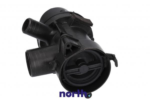 Pompa odpływowa kompletna (481281728015) do pralki Whirlpool/Polar C00493961,0