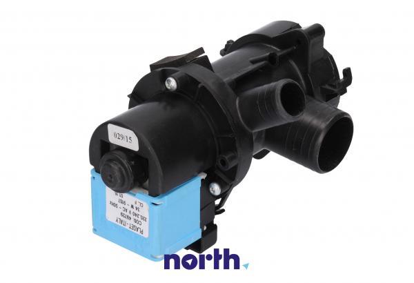 Pompa odpływowa kompletna (481281728015) do pralki Whirlpool/Polar C00493961,3