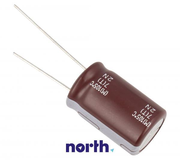 6800uF | 16V Kondensator elektrolityczny 105°C EKMQ160ELL682ML25S 36mm/18mm,1