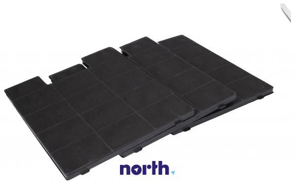 Filtr węglowy aktywny w obudowie do okapu KPW001031,0