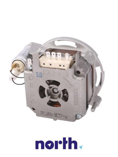 Silnik pompy myjącej (bez turbiny) do zmywarki 00499922,1