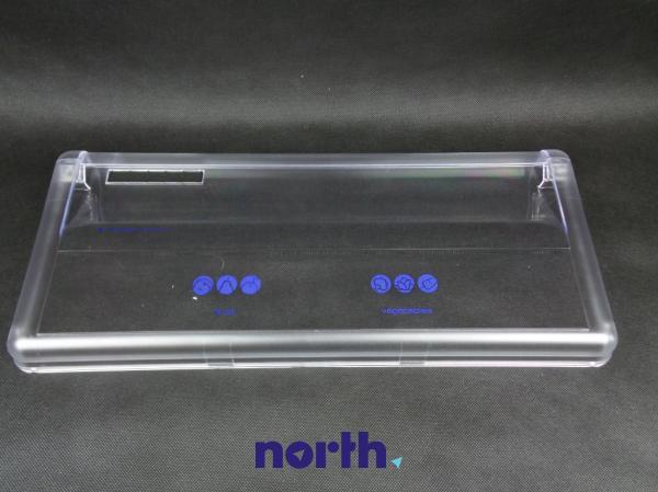 Pokrywa | Front szuflady szuflady na warzywa do lodówki Whirlpool 481241848742,0