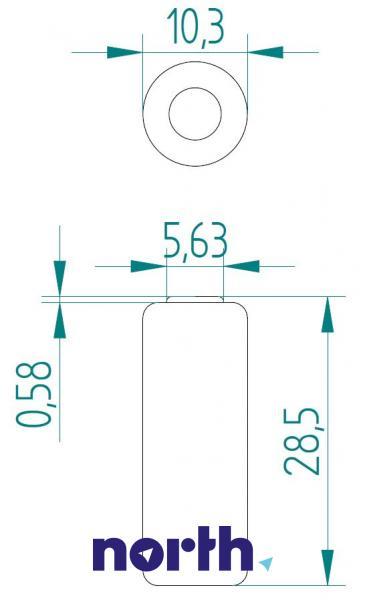 A23 | 8LR932 | V23GA Bateria alkaliczna 12V 38mAh Varta (10szt.),1