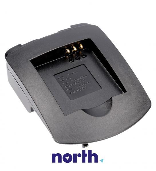 LS2128 adapter panasonic fuji cga-s005/dmw-bcc12/np-70,0