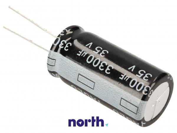 3300uF   35V Kondensator elektrolityczny 105°C 36mm/16mm,1
