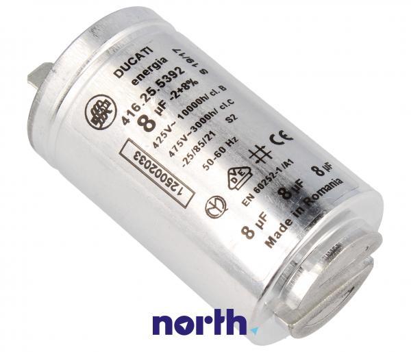 Kondensator rozruchowy do pralki 1250020334,0