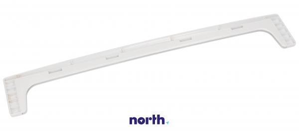 Listwa | Ramka przednia półki górnej do lodówki Beko 4238620100,1