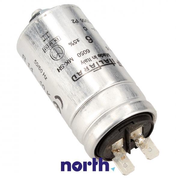 Kondensator rozruchowy pompy myjącej do zmywarki 811770337,1