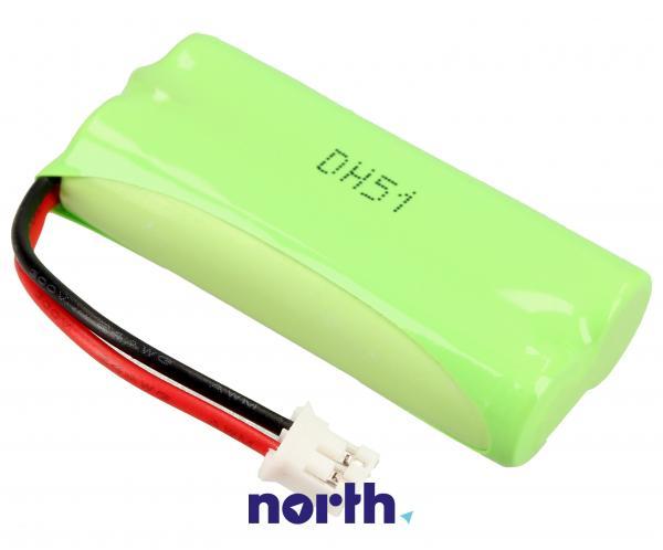 CPAA24000 Akumulator 2.4V 550mAh telefonu bezprzewodowego,0