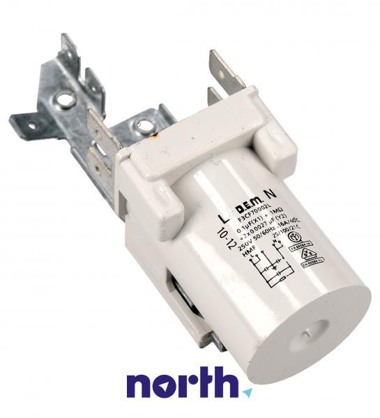 Filtr przeciwzakłóceniowy do zmywarki 813410341,0