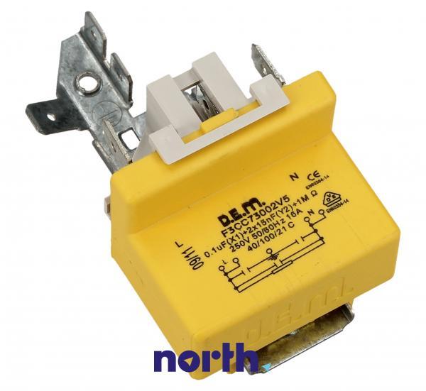 Filtr przeciwzakłóceniowy do zmywarki 813410341,3