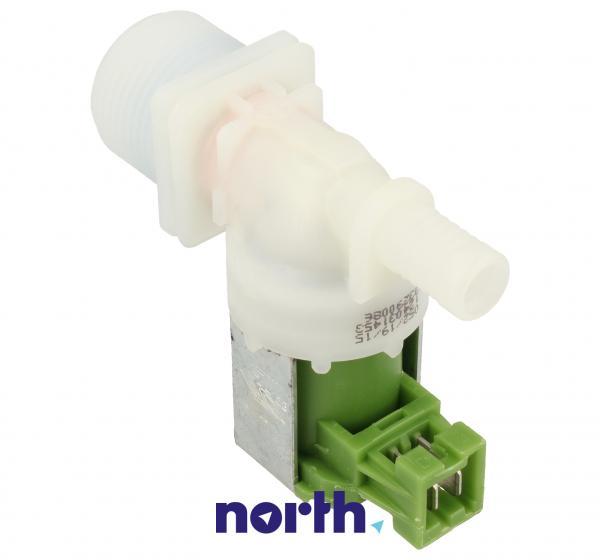 Elektrozawór pojedynczy do pralki Electrolux 3792260436,1