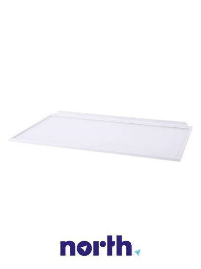 Szyba   Półka szklana kompletna do lodówki Bosch 00447988,1