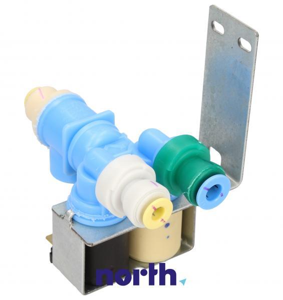 Elektrozawór podwójny do lodówki Whirlpool 481236058486,0