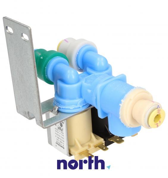 Elektrozawór podwójny do lodówki Whirlpool 481236058486,1